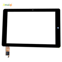 Nieuwe Voor 10.8 inch CHUWI HI10 Plus CW1527 Tablet Capacitieve touch screen panel digitizer Sensor vervanging Phablet Multitouch