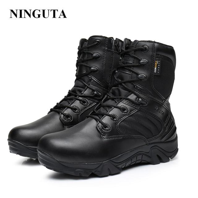 a3a6585aa7b Profesional Deportivo Para Calzado Ejército Hombre De Botas Marca qgT707