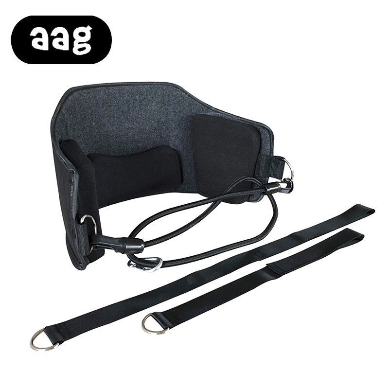 AAG New Design Orthopedic Doctors Recommend Neck Sling Hammock For Home Leisure Outdoor Casual Head Hammock Neck Pain Release new design product good neck hammock for neck pain relief neck relief fatigue door handle hanging head neck hammock