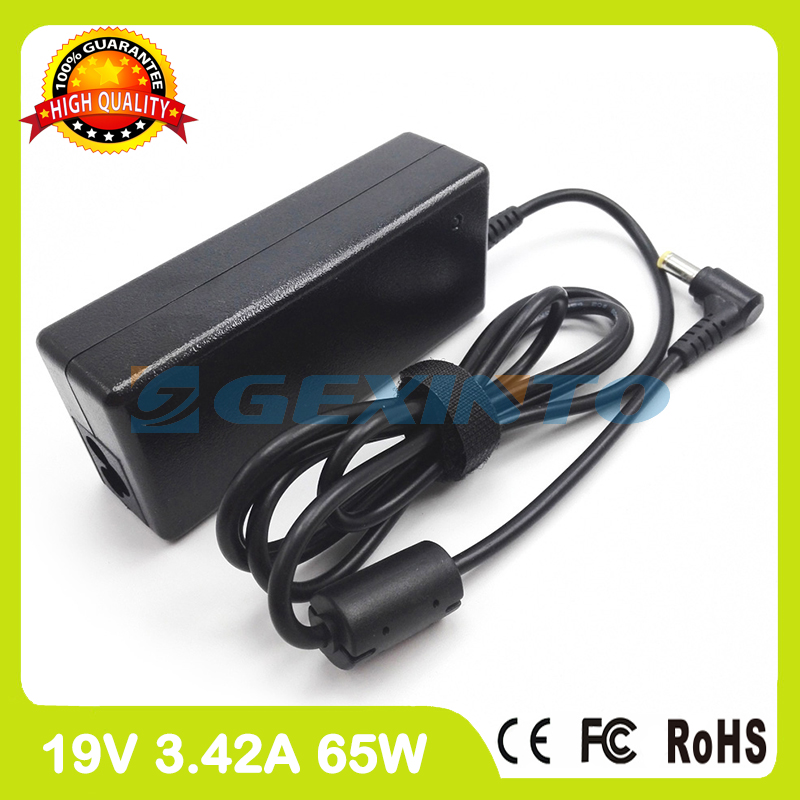 19V 3.42A laptop charger ac adapter EXA1203YH for asus K43SD K46CA K455LA M9A A8N L8400 M2000Ne N43JR N81Vg P41JC P45VJ UL80EU
