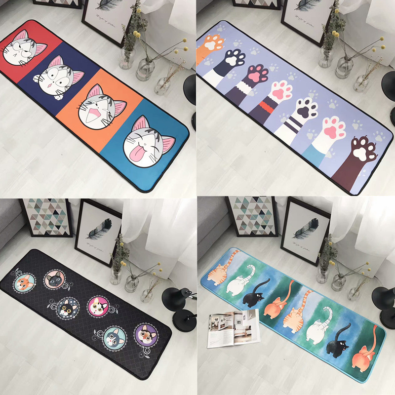 Puzzle Rug For Cats