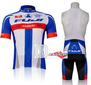 Quick-dry! pro 2012 short sleeve cycling wear clothes bicycle jerseys+bib pants shorts Ropa Ciclismo gel pad
