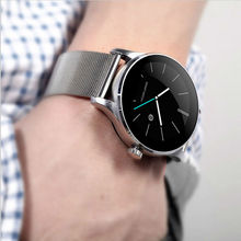 ColMi K88H Bluetooth Smart Watch Classic Health Metal Smartwatch Heart Rate Monitor For Android ISO Phone