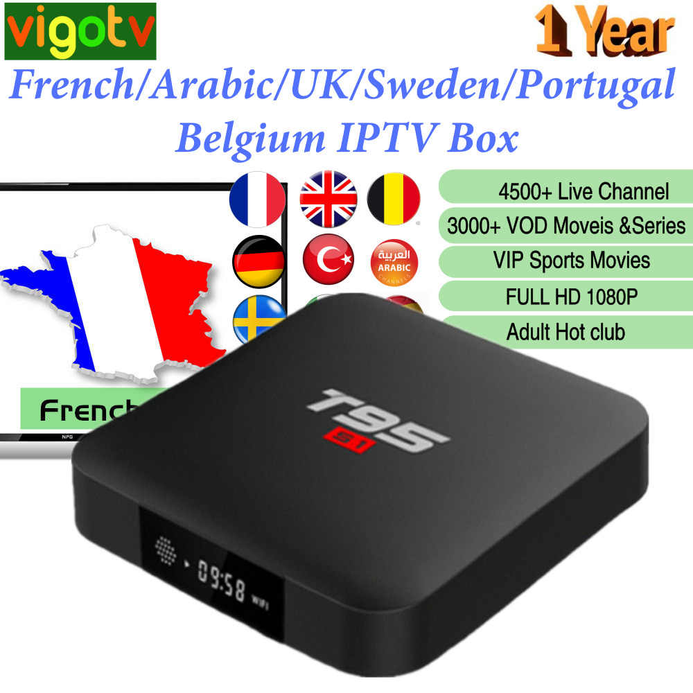 Detail Feedback Questions about T95S Android 7 1 Smart IPTV Box 1