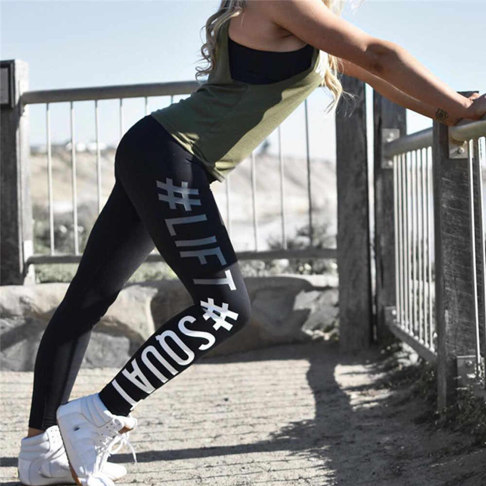 ชุดกีฬาผู้หญิงโยคะกางเกงกีฬาไม่มีรอยต่อกีฬา Leggings กางเกงขายาวสำหรับออกกำลังกายการบีบอัด Solid Slim เสื้อผ้า