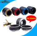 Newset Mount Metal AF Auto Focus Macro Extension Tube Ring Lens Adapter For Canon EOS EF-S 1100D 700D 450D 350D 70D DSLR Cameras