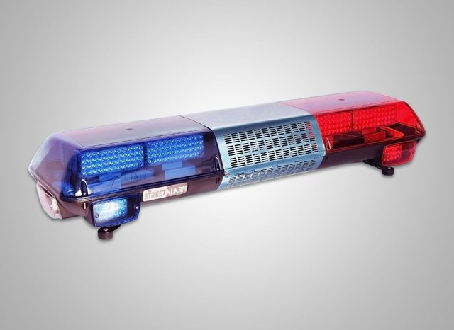 Tbd 1500 traditional super led rotating strobe flashing light bar tbd 1500 traditional super led rotating strobe flashing light bar for police car fire aloadofball Image collections