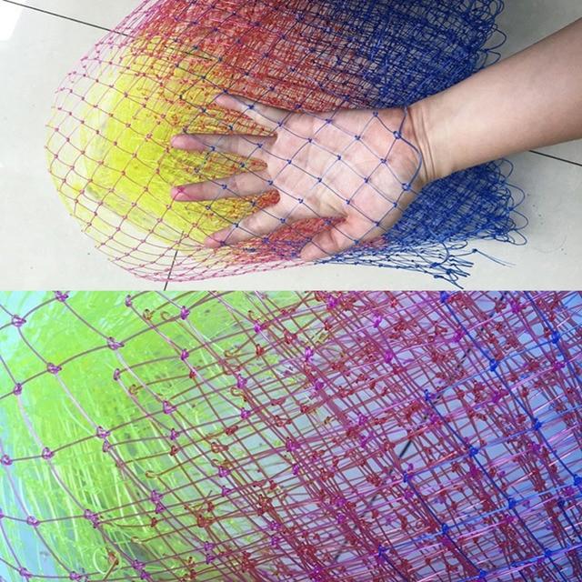 Nylon fishing nets fishing tackle