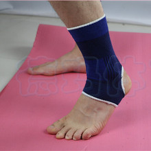 Soccer Ankle 2pcs a lot Cloth Ankle Protects Elastic Ankle Brace Support Band Sports Gym Protects Therapy Basketball Ankle