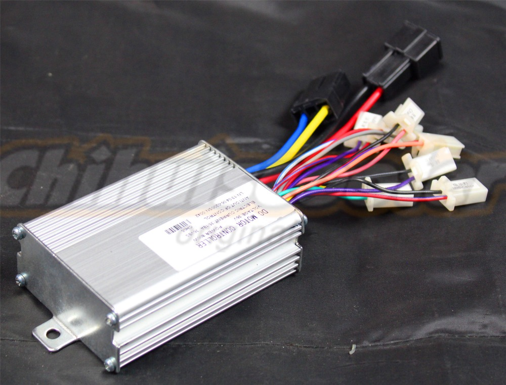 Buy 800w 36v Brushed Dc Motor Controller