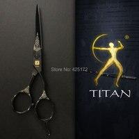 Titan Hair Scissors Best Barber Scissors Shears Hair Salon Equipment China Hair Dressing Tool
