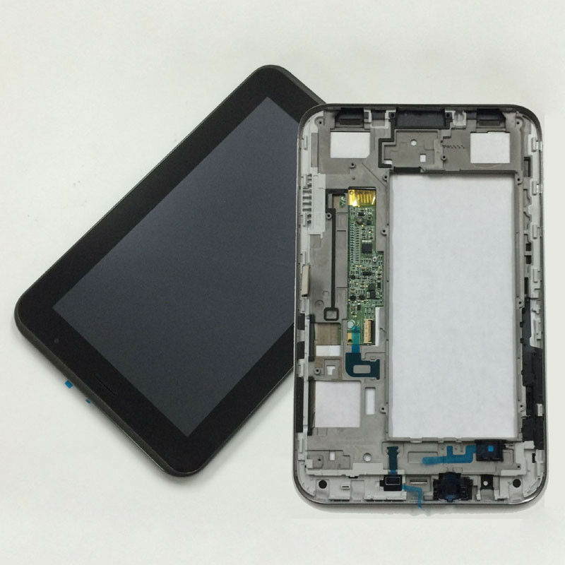 for Samsung Galaxy Tab 2 7 P3100 P3110 LCD Display Panel Monitor Module + Touch Screen Glass Sensor Digitizer Assembly + Framefor Samsung Galaxy Tab 2 7 P3100 P3110 LCD Display Panel Monitor Module + Touch Screen Glass Sensor Digitizer Assembly + Frame