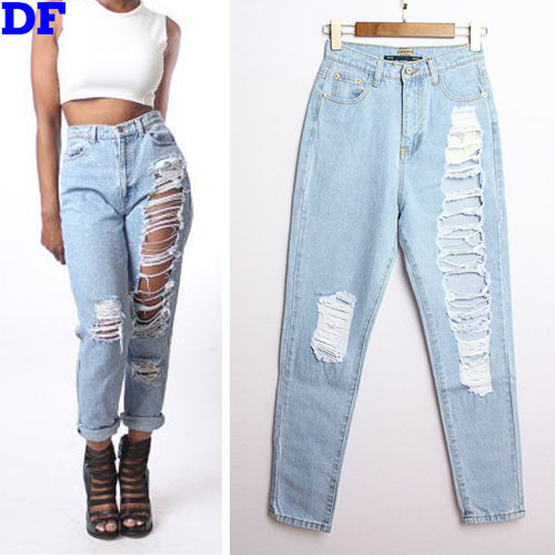 plus size ripped jeans for women legends jeans
