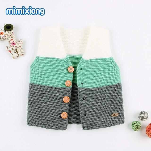 b20a44925d27 Baby Girl Spring Waistcoats Clothes Autumn Outerwear Newborn ...