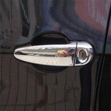 Автомобильный чехол welkinry для bmw x4 2014 2015 2016 abs Хромированная
