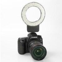 USB перезаряжаемая камера кольцо свет новый профессиональный 7 Вт 800LM макияж телефон стенд Штатив для фотографии селфи круг светодиодный кол