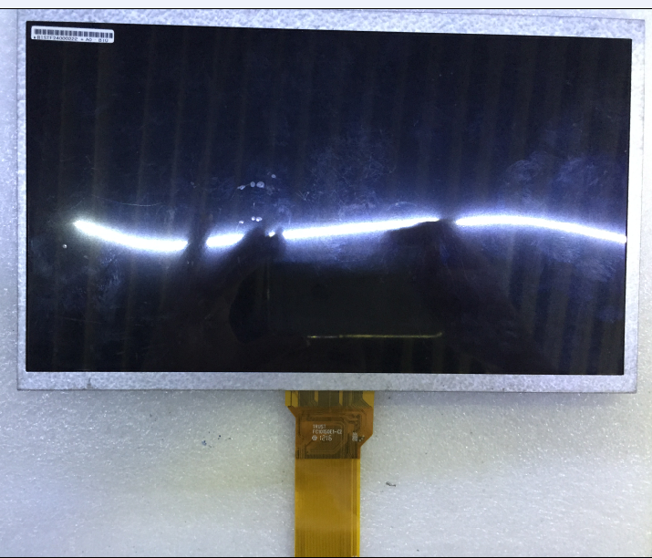 free shipping Original 10.1 inch LCD screen original model: FC101S0E1-02 original lcd screen pw070xua free shipping