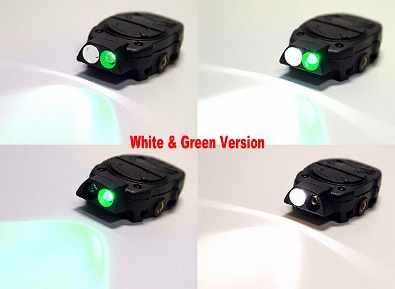 Softair tático noite evolução capacete luz para