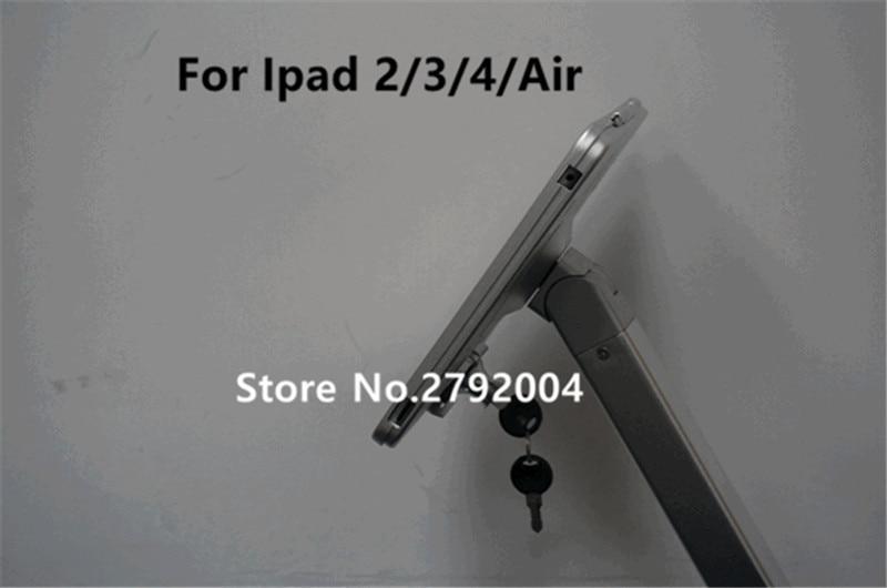 Dispositivo anti-roubo ipad2 3 4 com caixa