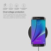 Nillkin Fast Charger For Samsung S8 S8 Plus QI Fast Wireless Charging Pad For Galaxy S7