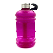 2.2L Large Capacity Water Bottles Outdoor Sports Gym Half Gallon Fitness Training Camping Running Workout Water Bottle