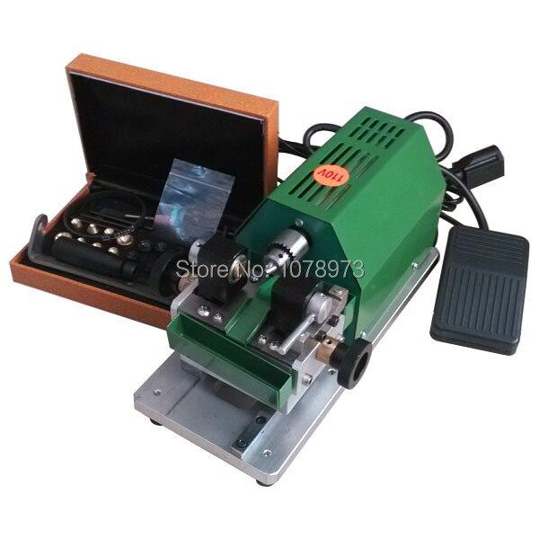 보석 만들기 도구 110 v 비즈 드릴링 머신 진주 드릴러-에서보석 도구 & 장비부터 쥬얼리 및 액세서리 의  그룹 1