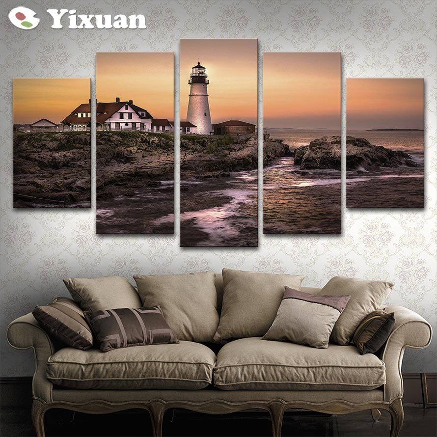 Canvas HD Prints Pictures For Living Room Wall Art