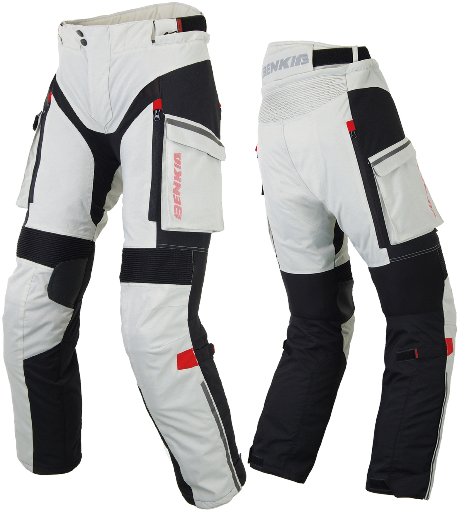 BENKIA Uomini Motociclismo Pantaloni Inverno Rally Pantaloni Con Staccabile Fodera Calda Off Road Motocross Pantaloni Pantalon Moto