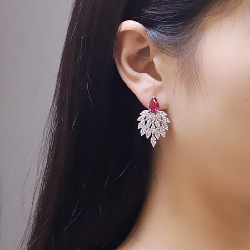 Big Stud Earrings-
