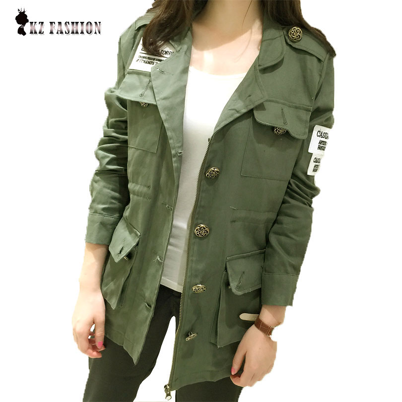 Aliexpress buy jacket women autumn