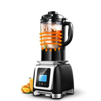 Blenders The wall breaker is heated by a full automatic, multi purpose glass electric cooking machine.