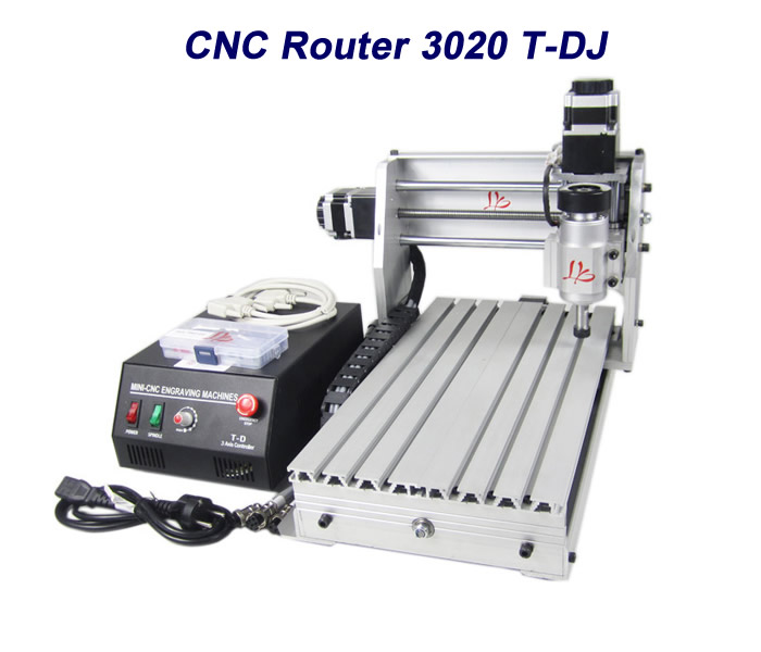 CNC 3020 T-DJ Router machine mini cnc engraving machine 3020 cnc milling machine for wood carving and drilling eu free tax cnc router mini engraving machine diy mini 3axis wood router pcb drilling and milling machine