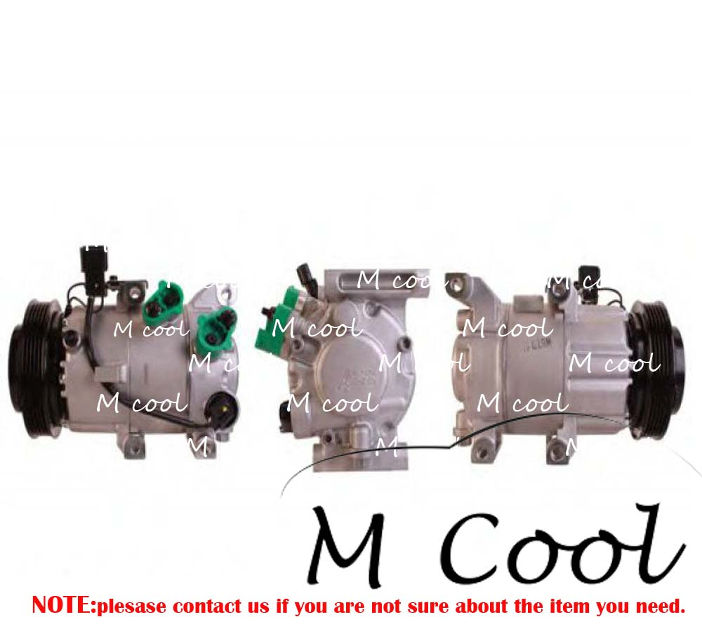Automobile A/C Auto AC Compressor Kit For Car Hyundai ix35 1.7 CRDI For Kia Sprtage SL 1.7 CRDi 2010 2018 97701 2Y100 977012Y100