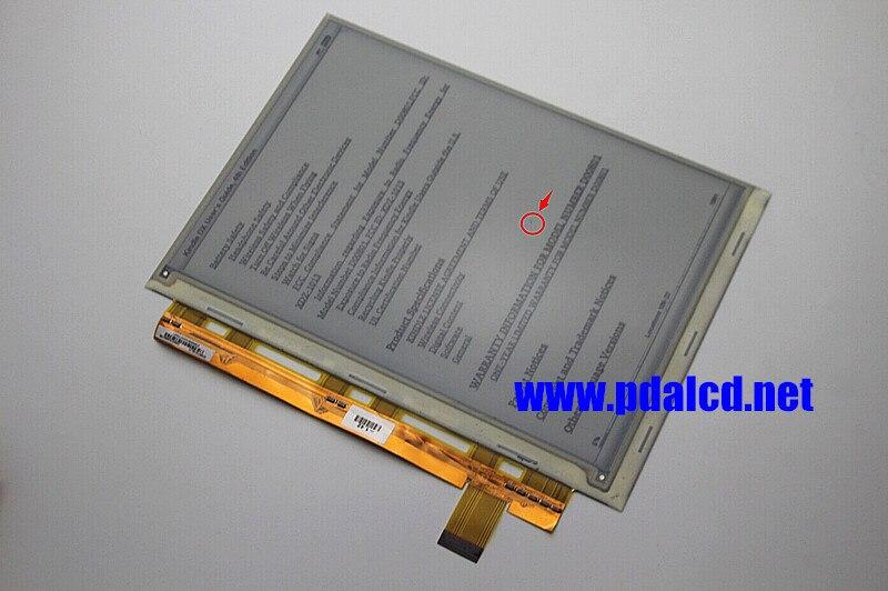 D'origine 9.7 pouce LCD écran pour ED097OC4 (CF) ED0970C4 (CF) e-ink pour Amazon DXG lecteur Daily Edition Numérique e-ink affichage