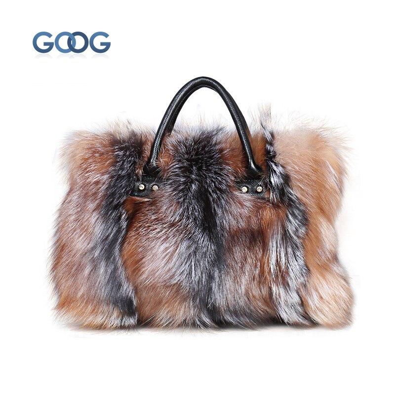 Europe and the United States explosive fur bag fur bag fox fur handbag horizontal fashion square fashion handbags напильник united states nicholson nicholson 10 06034