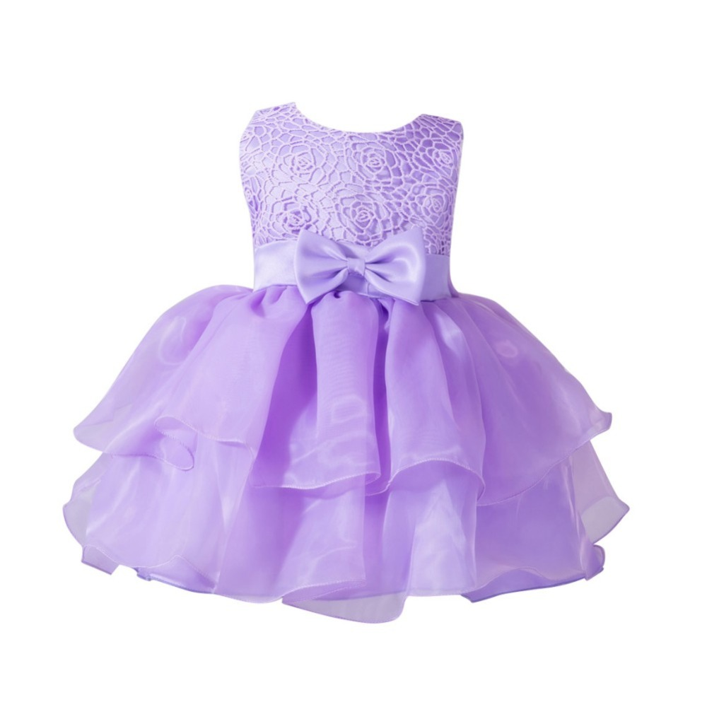 профессионал 1202 100812 1 0x1 4m light blue pf1202 100812 1Year Light Blue Summer Infant Girl Bow Evening Dress Princess Birthday Party Short Mesh Dress Baby Gauze Princess Dress