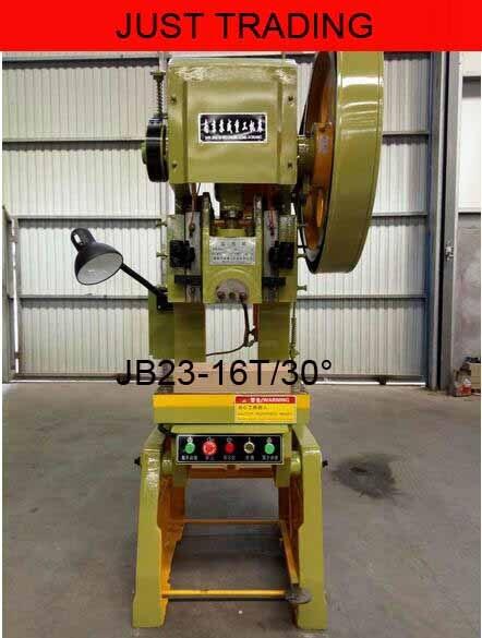 JB23-16T offener typ stanzen maschine, schwenkbarer stanzen drücken maschine, metall form punch presse maschine