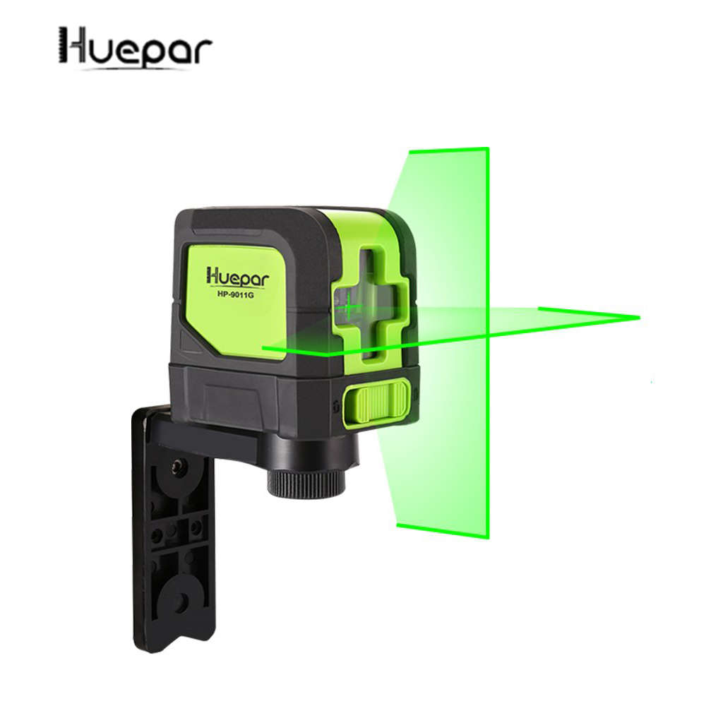 все цены на MINI 2 Lines Green Laser Level Self Leveling Cross Laser Line water-proof Green Laser Level Free shipping with magnetic bracket