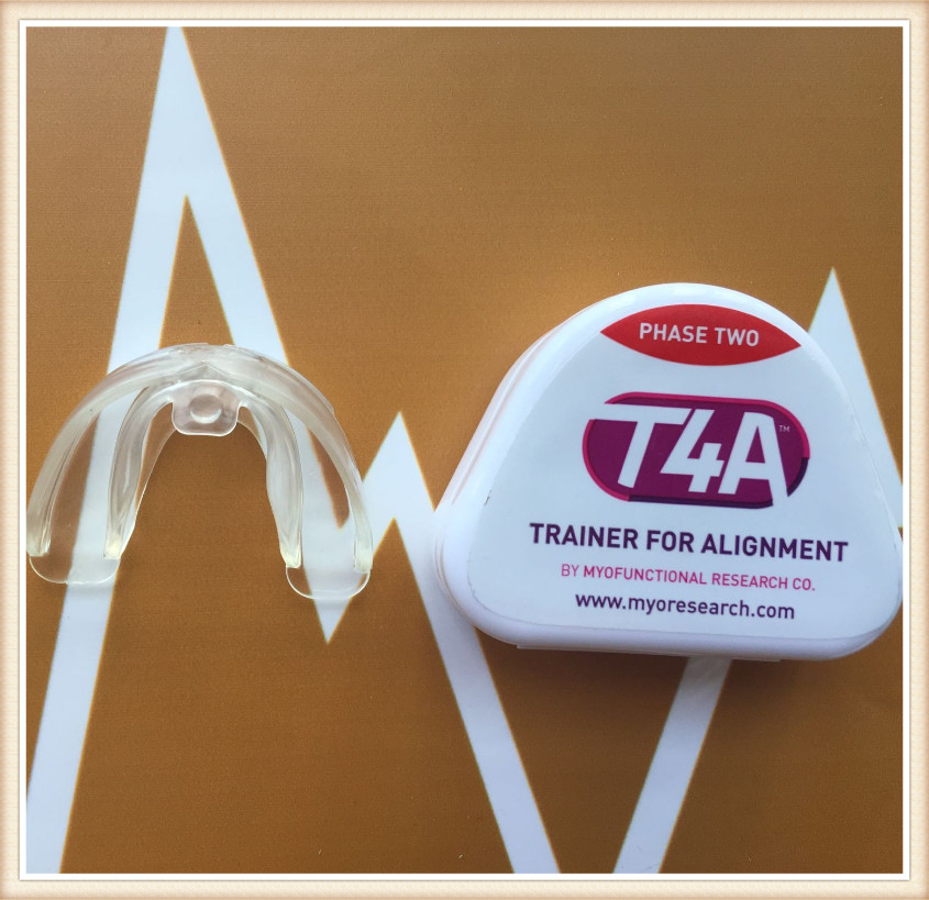 Original Myofunctional T4A T4A hard Red Teeth Orthodontic Trainer original trainer t4k phase ii red hard trainer