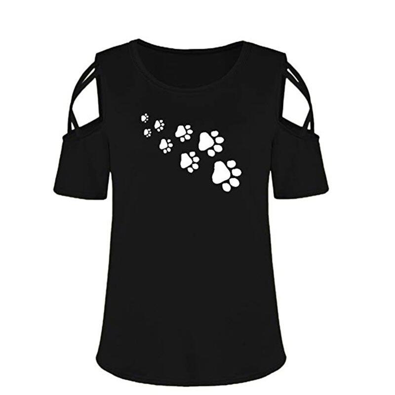 T-Shirt-Women-Clothes-2018-Casual-Off-Shoulder-Cat-Footprints-Print-Loose-Tops-Short-Sleeve-O-Neck-Tee-Shirt-Summer-Plus-Size-(4)