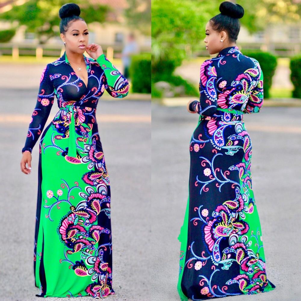 Popular 2015 New Fashion Indian Ethnic Dresses Bobo Style Maxi Dresses Women