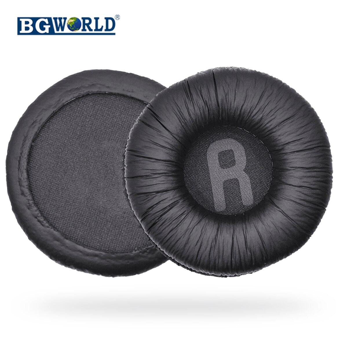BGWORLD Replacement  black 70mm 7cm 2.75inch ear pads cushion earpad for headphone