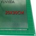 98-23 free shipping 1pcs 20x30cm single Side Prototype PCB Universal Printed Circuit Board
