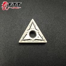 10PCS TNMG160404 MT CT3000 TNMG331 Cermet Grade carbide inserts lathe cutter tools External turning tools CNC tools