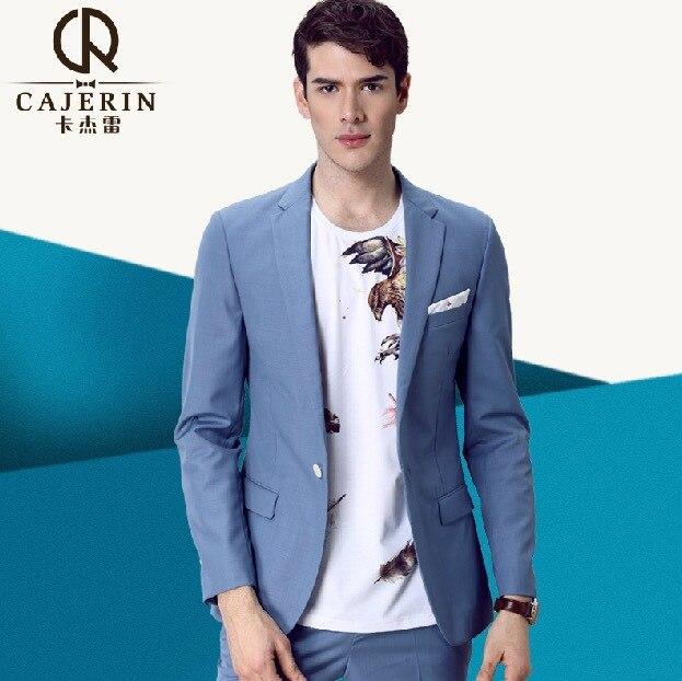 Online Get Cheap Men Blue Summer Blazer -Aliexpress.com | Alibaba ...