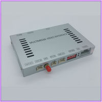 Car Multimedia GPS Navigation Audio Video Interface For Dodge Ram 2013 2014