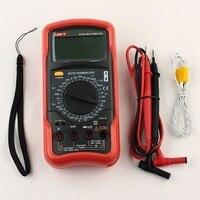 Fast arrival UNI T UT53 Digital Multimeter 3 1/2 digits 20~1000C temperature measurement
