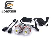 Eonstime бесплатно 2X27W XBD 9LED глаза ангела из светодиодов, сигнальные лампы для BMW Е39, Е60,Е61,Е63,Е83,Х3,Х5 Е53 Е87 М5 525i 525i Е66