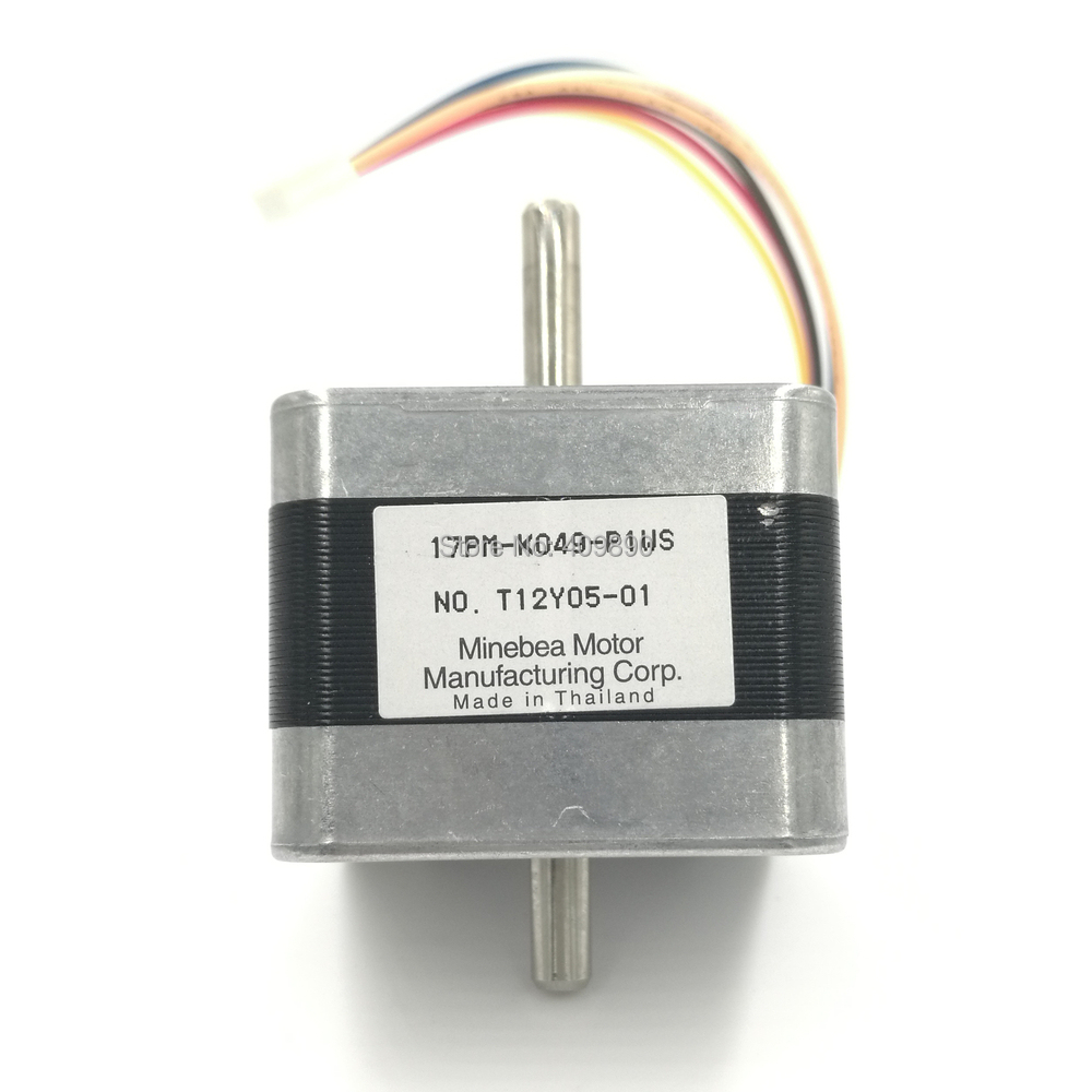 Minebea 42 Stepper Motor 4 Leads 12v 1a 26ncm