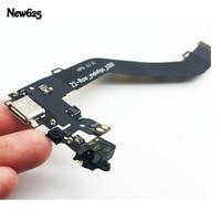 Original Für Lenovo ZUK Z2 Pro Usb-ladebüchse Charger Flex Kabel Dock Connector Mikrofon Kopfhörer Jack Modul Bord
